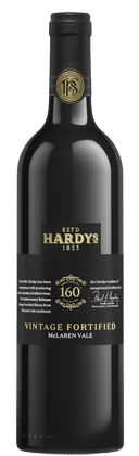 160th Anniversary Hardys 2008 Fortified Shiraz