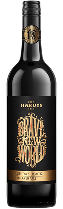 2017 Brave New World Shiraz Black